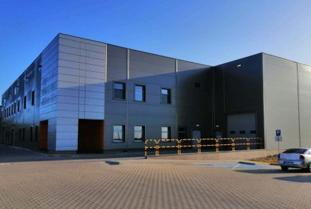 A new plant for the production of cardboard packaging in Szczuczyn